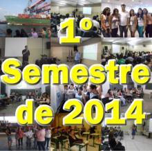 1º semestre de 2014